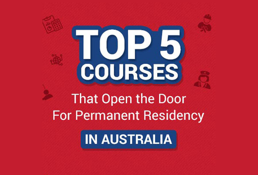 5 in-demand courses that lead to permanent residency in Australia - Study in Pty Ltd Student Counseling & Student Admissions Firm in Melbourne, Australia