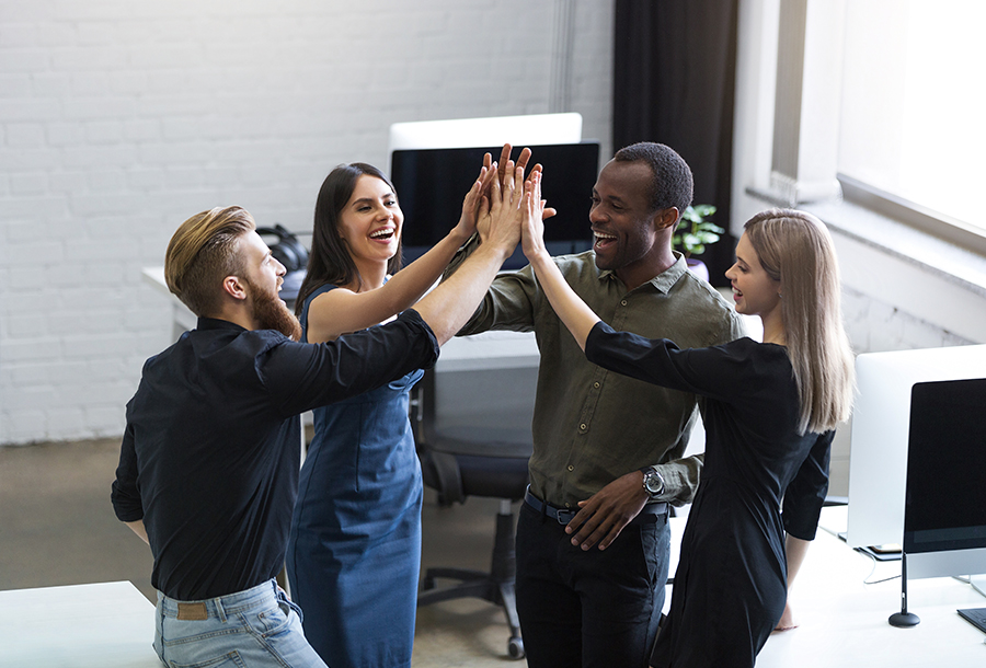 What are the effective ways to motivate employees?