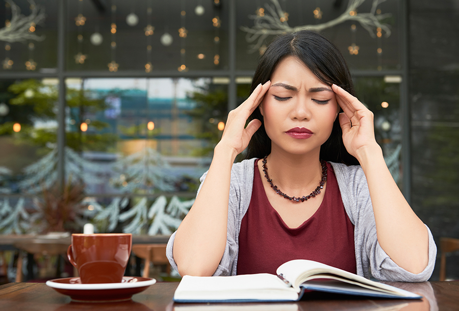 keep studying when you are mentally exhausted